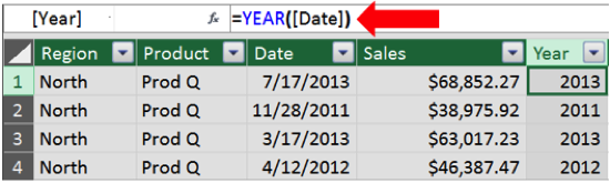 Analyzing 50 million records in Excel - Master Data Analysis